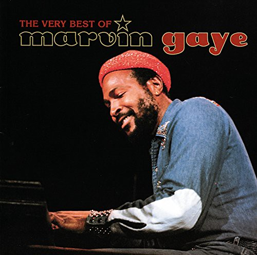 """Matvin Gaye cover of Greatest Hits (""""The Very Best of Marvin Gaye"""" by salethleudqq is licensed under CC0 1.0)"""