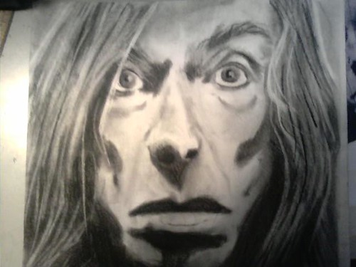 """Iggy Pop creative rendition (""""Iggy Pop"""" by lostintheredwoods is licensed under CC BY-ND 2.0)"""
