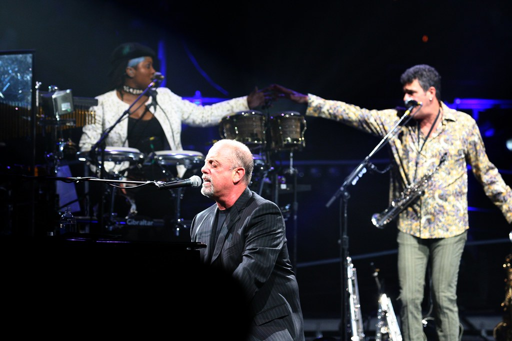 """Billy Joel (""""Billy Joel Live!"""" by minds-eye is licensed under CC BY-NC-ND 2.0)"""