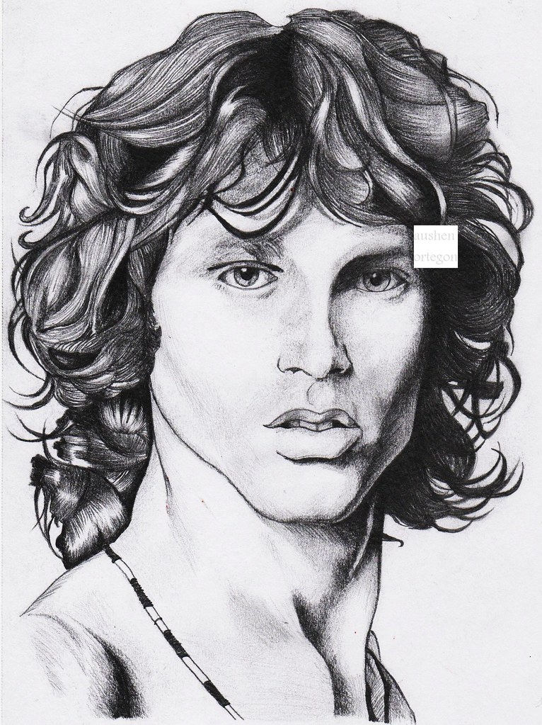 """Doors - Jim Morrison (""""Morrison"""" by MorrisonXXI is licensed under CC BY-NC-ND 2.0)"""
