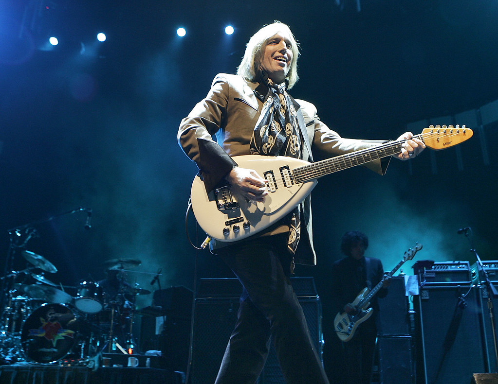 """Tom Petty (""""Tom Petty"""" by Mexicaans fotomagazijn is licensed under CC BY-NC 2.0)"""