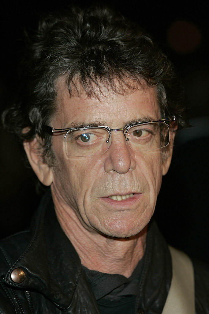 """Lou Reed (""""Lou Reed"""" by Mexicaans fotomagazijn is licensed under CC BY-NC 2.0)"""