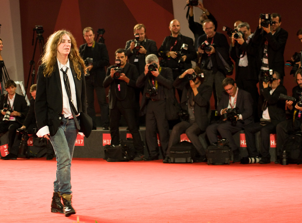 """Patti Smith (""""04092011-DSC_1590"""" by brixton21 is licensed under CC BY-NC-ND 2.0)"""
