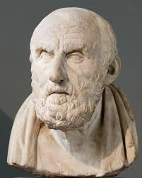 Bust of Chrysippus of Soli